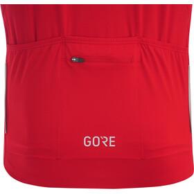 GORE WEAR C5 Optiline Jersey Men red/white